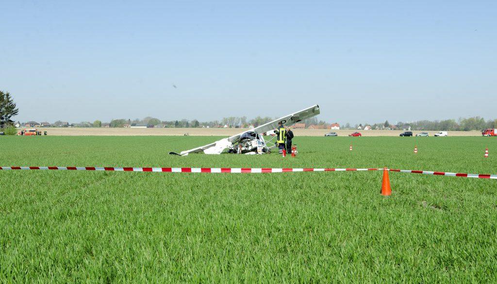 Flugzeugabsturz bei Rössing_Bild_3