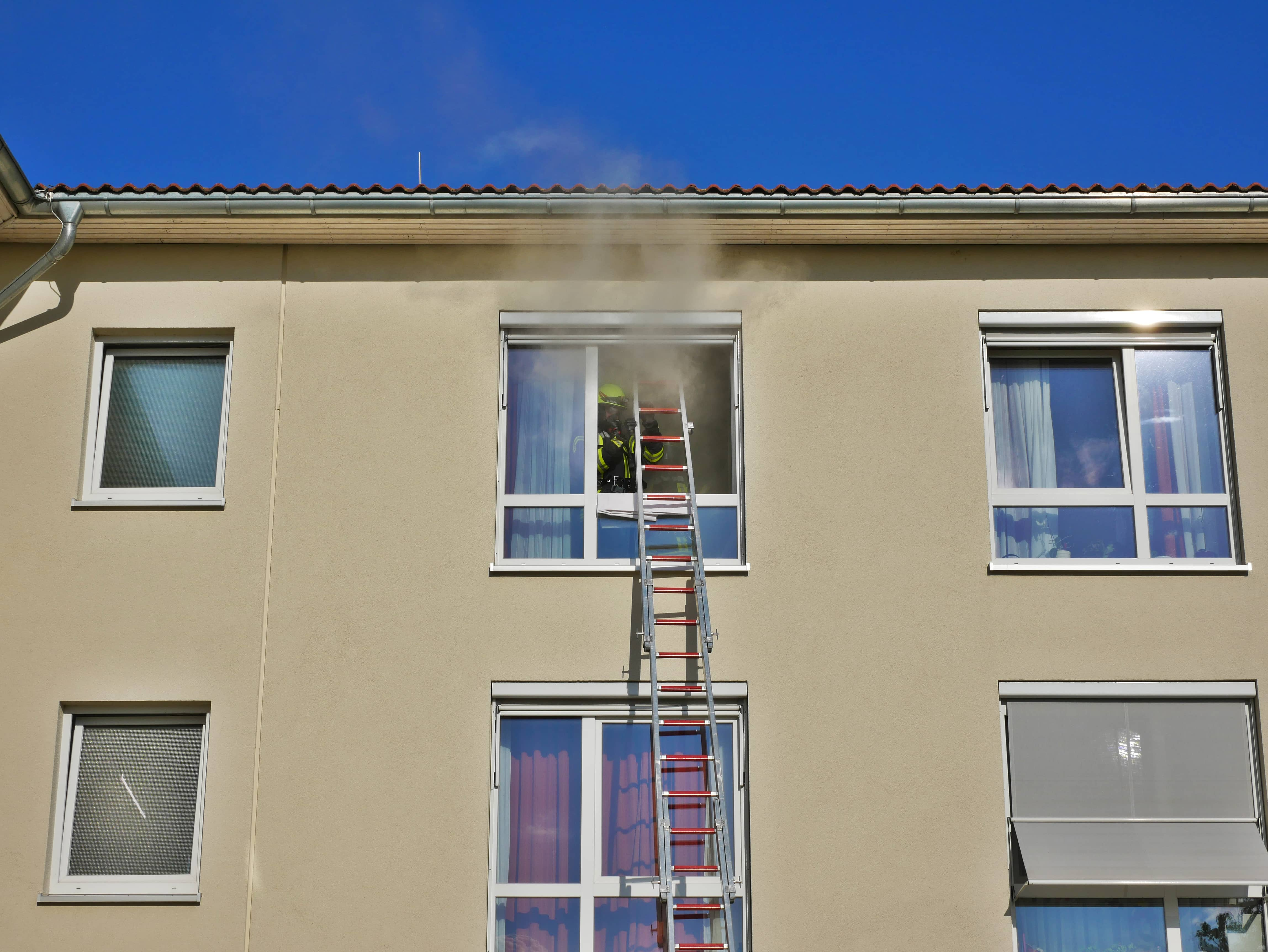 Feuer im Altenheim in Nordstemmen