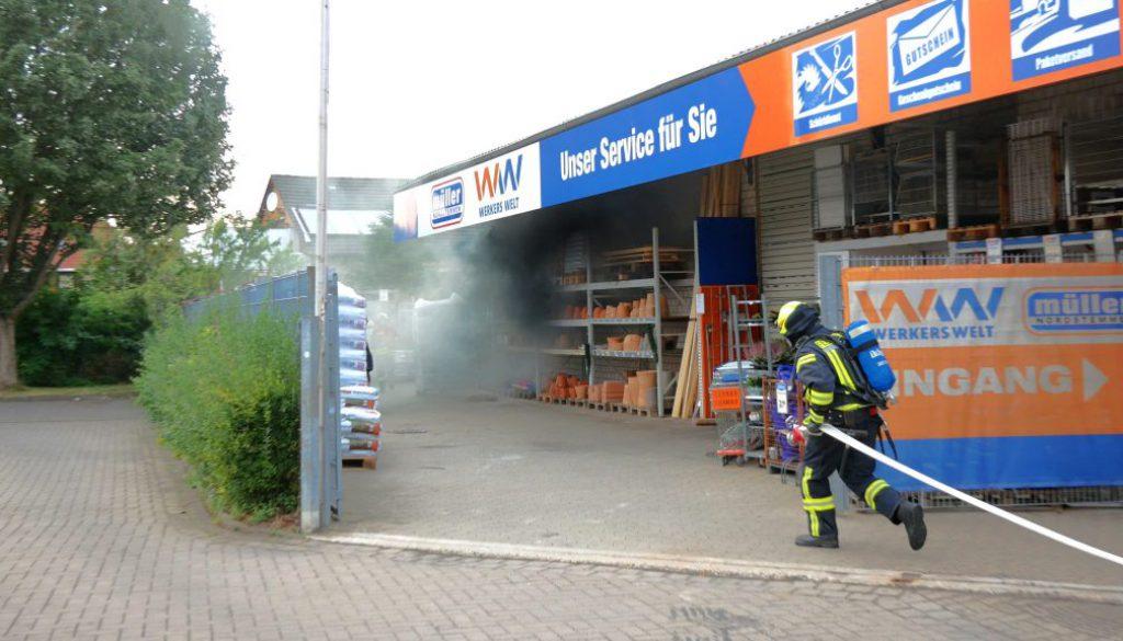 Übung_Werkmarkt_Nordstemmen